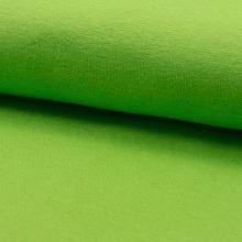 Náplet hladký RIB 1/1, jablíčkově zelený, š.70