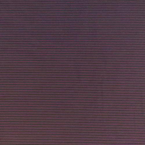 Taft 11158, fialovo-černý pruh, š.150