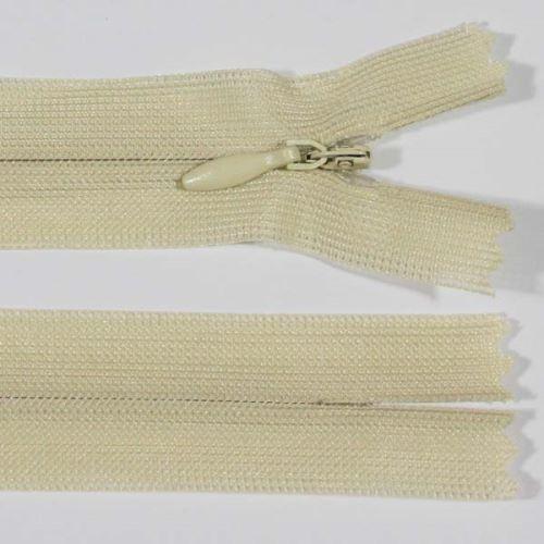 Zips skrytý šatový 3mm dĺžka 20cm, farba 276