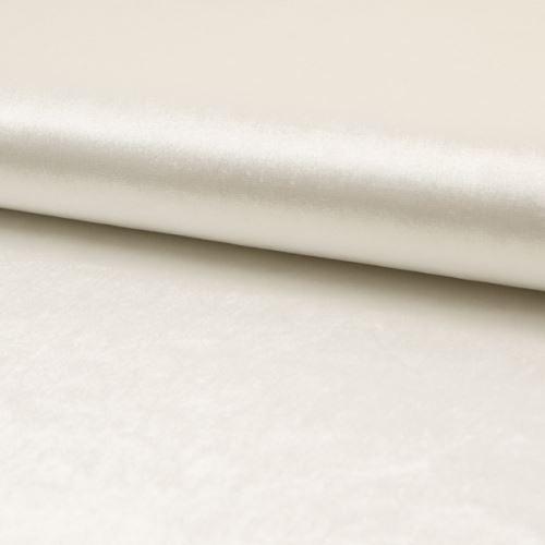 Samet DE LUXE off white, 260g/m, š.145