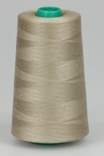 Nit KORALLI polyesterová 120, 5000Y, odstín 7270, béžová