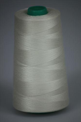 Niť KORALLI polyesterová 120, 5000Y, odtieň 1120, béžová