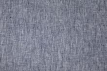 Len modrý melange 19009, 180g/m, š.130