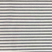 Košeľovina 20791 krémová, šedý pruh, š.150