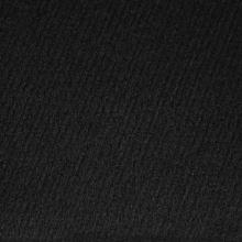 Kabátovina černá,  diagonální vzor, š.150