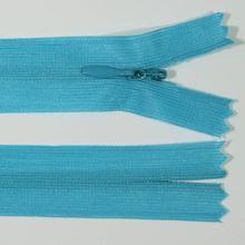 Zip skrytý šatový 3mm délka 55cm, barva 182