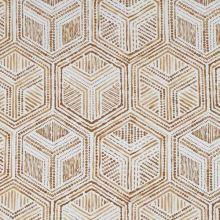 Dekoračná látka krémová, béžový vzor, š.140