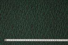 Úplet N2596, zelenočierny vzor, š.155