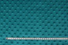 Minky zelené, protlačované ťuplíky, š.150