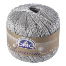 Příze Lumina 20g, metalicky stříbrná - odstín L168