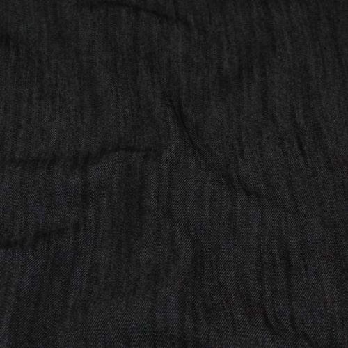 Denim černý N3309, 270g/m, š.145