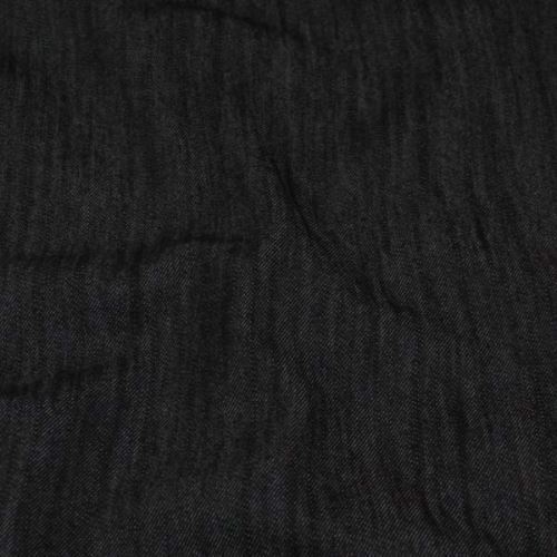 Denim čierny N3309, 270g/m, š.145
