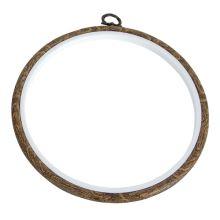 Plastový vyšívací kruh DMC, 17 cm