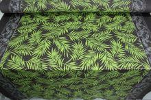 Šatovka hnedá, zelené listy š.150