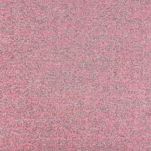 Svetrovina N5399, ružovo-šedá melanž, š.150