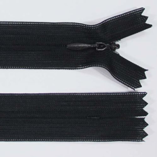 Zip skrytý šatový 3mm délka 50cm, barva 332