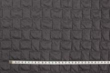 Úplet 15327 šedý, čtverce š.155