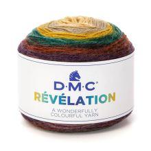 Priadza REVELATION 150g, farebný mix - odtieň 207
