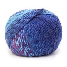 Příze SHINE 100g, barevný mix - odstín 0134
