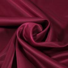 Podšívka růžovo-vínová, šikmý proužek, š.150