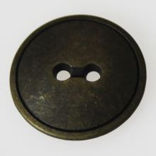 Gombík kovový K36-4, priemer 23 mm.