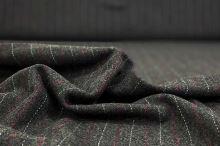 Kostýmovka 06799 šedá, ružovobiely pruh š.150