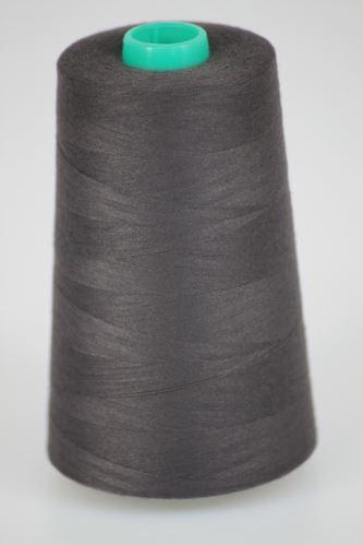 Nit KORALLI polyesterová 120, 5000Y, odstín 8760, hnědá