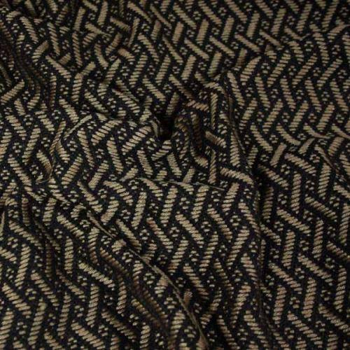 Kabátovina béžovohnědá, š.150