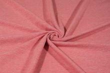 Teplákovina počesaná ružová, melé, š.160