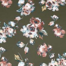 Šatovka khaki, kvet, š.150