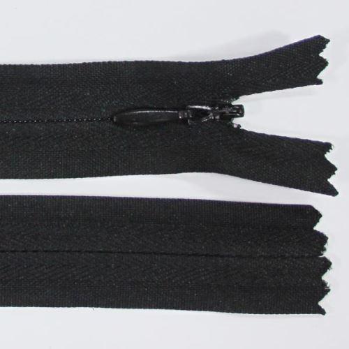 Zip skrytý 3mm délka 25cm, barva 332