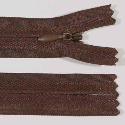 Zips skrytý 3mm dĺžka 20cm, farba 301