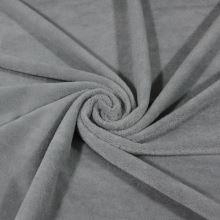 Froté šedé, oboustranné, 370g/m, š.150
