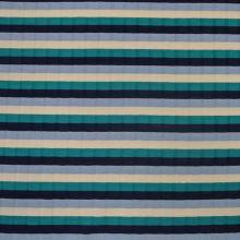 Úplet hránkový, barevný pruh, š.135