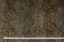 Kožešina šedohnědá 19511, š.155