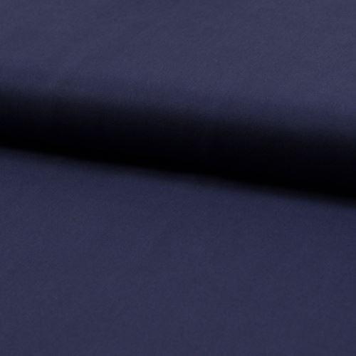 Šatovka lyocellová CINDY, tmavě modrá, š.145