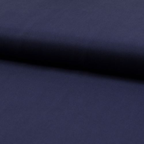 Šatovka lyocellová CINDY, tmavo modrá, š.145