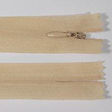 Zip skrytý šatový 3mm délka 40cm, barva 291