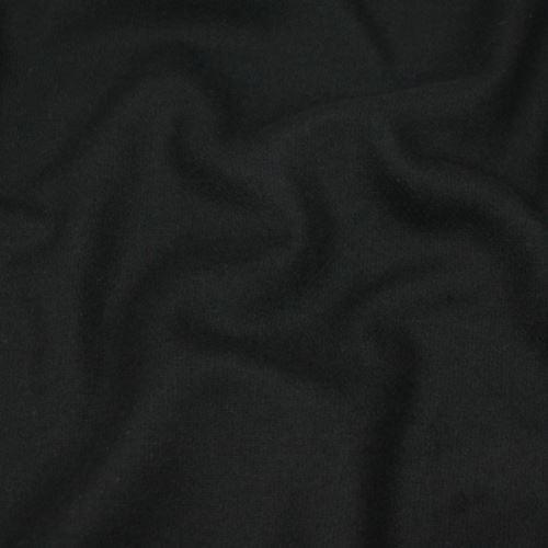 Kostýmovka čierna 16263, 255g/m, š.150