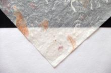 Japonský ruční papír NATURE, role š.138