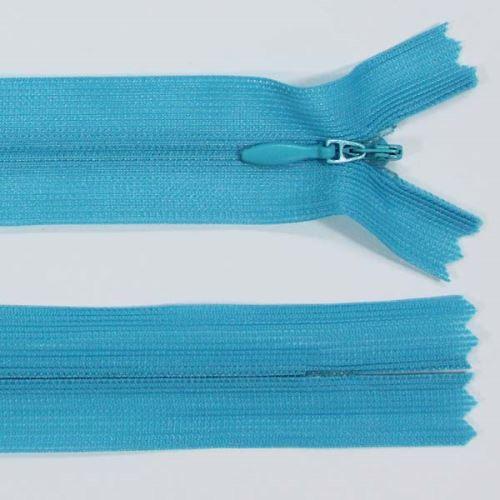 Zip skrytý šatový 3mm délka 55cm, barva 189