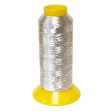 Nit METAFIL lurex stříbrná 6051, 115, 2500Y