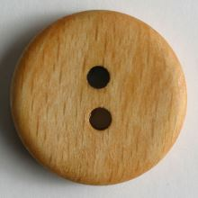 Gombík drevený 231337, 18mm