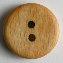 Knoflík dřevěný 231337, 18mm