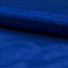 Organza kráľovsky modrá 20153, š.150