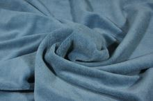Froté modré, obojstranné, 370g/m, š.150