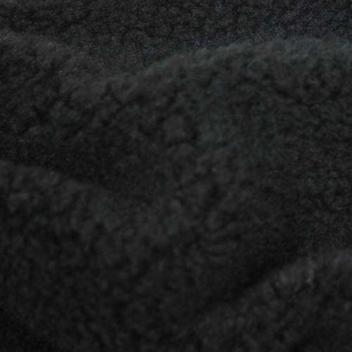 Kožešina černý beránek, š.150