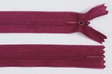 Zip skrytý šatový 3mm délka 60cm, barva 640