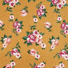 Úplet okr, farebný kvet, š.160