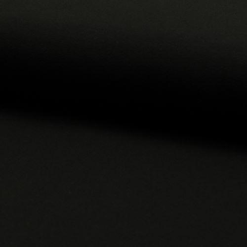 Úplet černý 16722, 220g/m, š.155